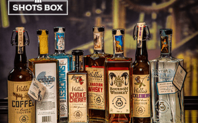 Willie's Distillery: Montana's Premier Spirits Destination