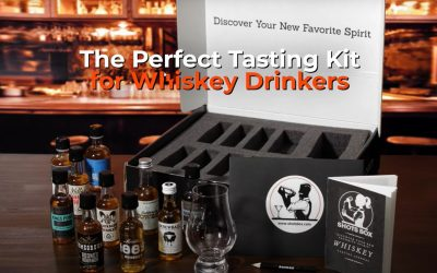 A Look Inside The Whiskey Shots Box