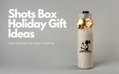 Shots Box Holiday Gift Ideas 2020