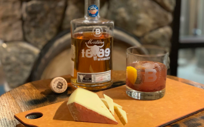 4 Pairings of Cheese With Whiskey & Gin for Your Celebrations